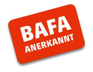 BAFA anerkannt