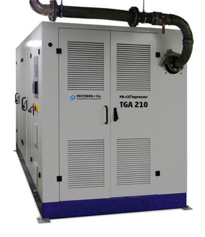PB+Compressor 210